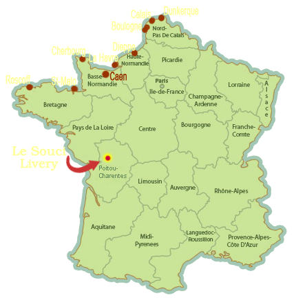 Deux-Sèvres guide | Holiday ideas | Complete France  |Deux Sevres France